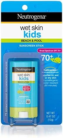 Neutrogena Water Resistant Sunscreen Spectrum product image