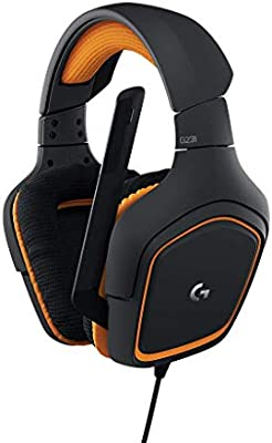 Logitech G231 Gaming Headset for Xbox One, PS4, Switch and
