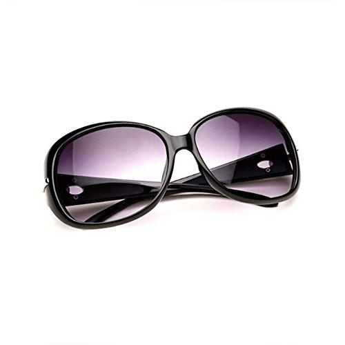 Gafas crema De Rhinestone Mujeres Elegantes Blanco Polarizadas Negro Solar Conducción HONEY nbsp; Sol Gafas Color Protector Exquisito De Las De U0w5UqpxZ