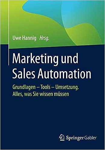Bildergebnis für marketing und sales automation