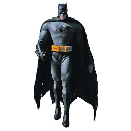 [Batman HUSH Black Suit Batman Real Action Hero 12
