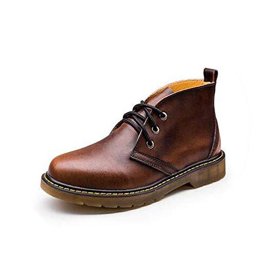 Spring Autumn Men's Martin Boots Martin Shoes Casual Men Boo