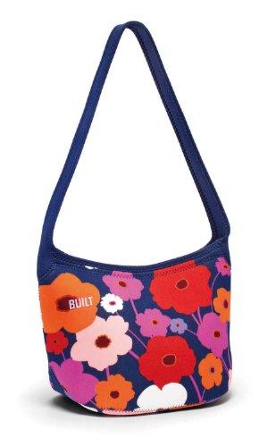 BUILT NY Hobo Neoprene Shoulder Tote Bag, Lush Flower