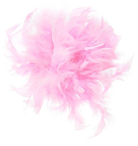 Zucker Feather (TM) - Chandelle Cuffs & Hair Ties - Candy Pink