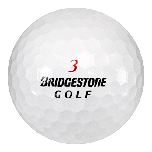 Bridgestone 36 e6 Soft - Near Mint (AAAA) Grade - Recycled (Used) Golf Balls