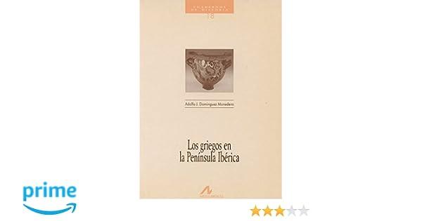 Los griegos en la Península Ibérica Cuadernos de historia ...
