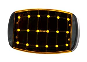 Maxxima SDL-50-A Amber Magnetic 18 LED Emergency Flasher Light