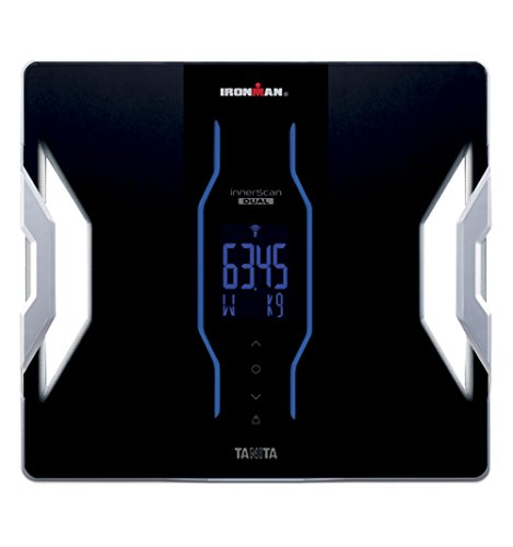 Tanita RD-901 BK Ironman iPhone Scale (Tanita Scale Metabolic Rate)