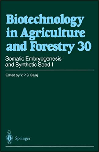 Somatic Embryogenesis and Synthetic Seed I (Biotechnology in