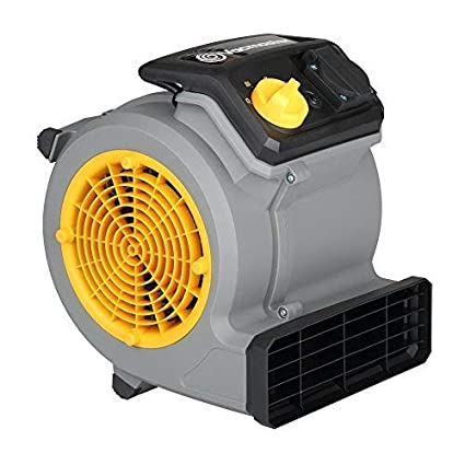 Vacmaster Air Mover | High Power, Energy Efficient Turbo Fan/Blower/Dryer