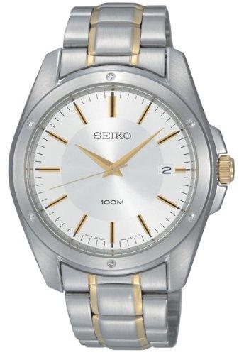 Seiko-Two-tone-Bracelet-Mens-watch-SGEF83