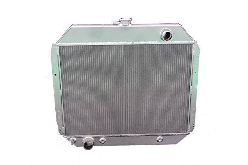 AutoRadiator 3 ROWS Aluminum Radiator For 1966-79 Ford Truck F-100 F-150 F-250 F-350 5.8/6.6L V8