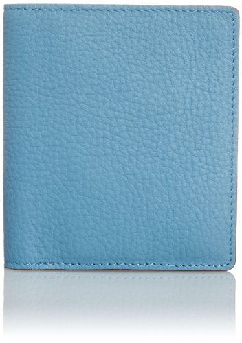 Vintage Revival Productions Air Wallet Shrink Leather Bifold Wallet 59207 Blue by Vintage Revival Productions