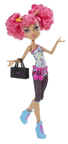 Monster High Dance Class Howleen Wolf (Monster High Howleen Wolf)