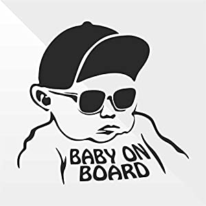 sticker bambini a bordo baby on board b b bord beb a. Black Bedroom Furniture Sets. Home Design Ideas
