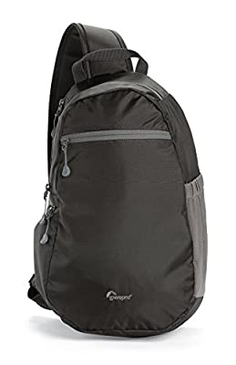 Streamline Camera Sling Bag From Lowepro - Multi-device Sling Bag for Mirrorless and Compact DSLR Cameras