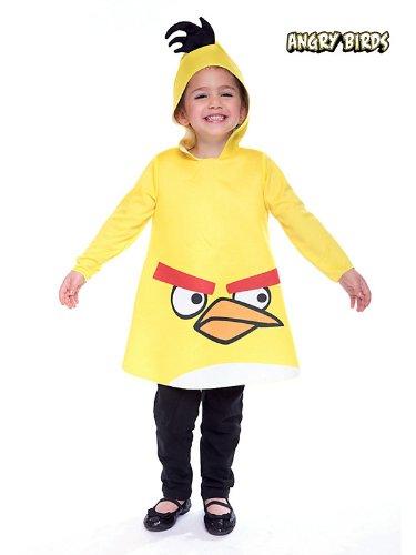 Bird Costumes Toddler (Yellow Bird Toddler Costume - Toddler Small)