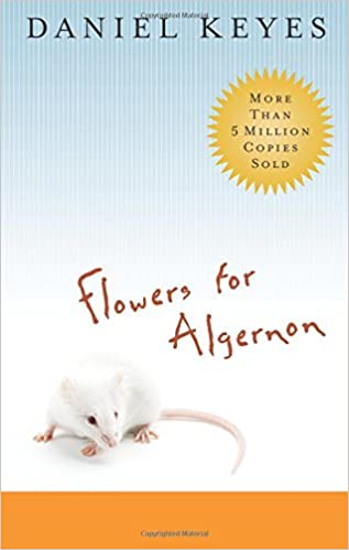 Flowers For Algernon Book