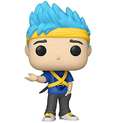 Funko Pop! Icon: Ninja - Ninja: Toys & Games