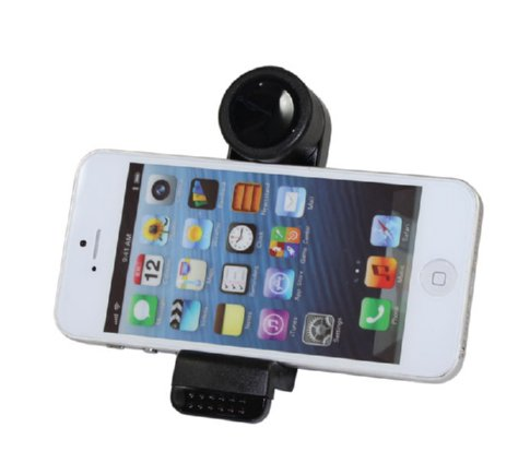 L.Store (R) Adjustable Car Air Vent Smartphone Mount Holder 3.5