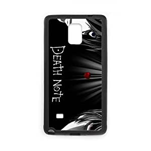 Death Note Samsung Galaxy Note 4 Cell Phone Case Black J1726225