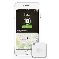 Tile Mate Key Finder, Phone Finder, 4-pack