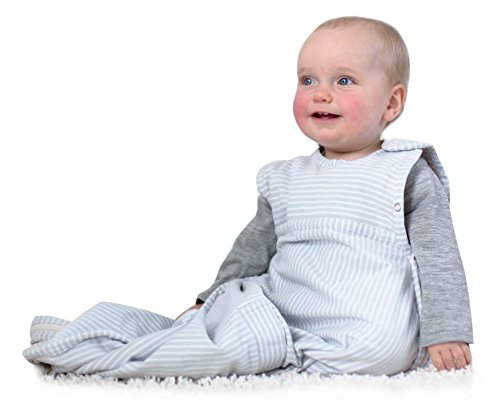 Merino Kids Baby Sleep Bag For Babies 0-2 Years, Turtle Dove by Merino Kids
