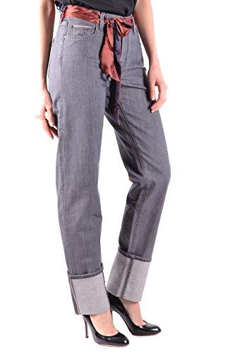 MCBI160315O Coton Jacob Femme Cohen Jeans Gris F7vSq