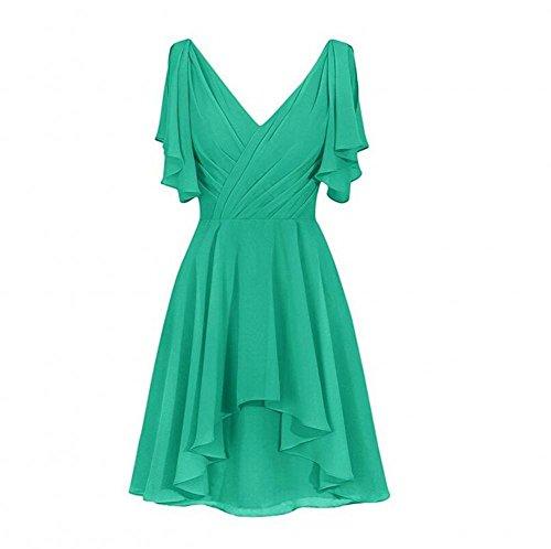 KA Beauty - Vestido - para mujer Verde