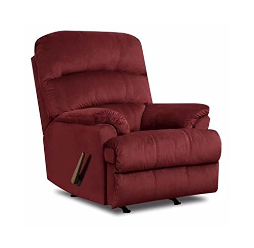 United Furniture Simmons Upholstery hampton Rocker Reclin...