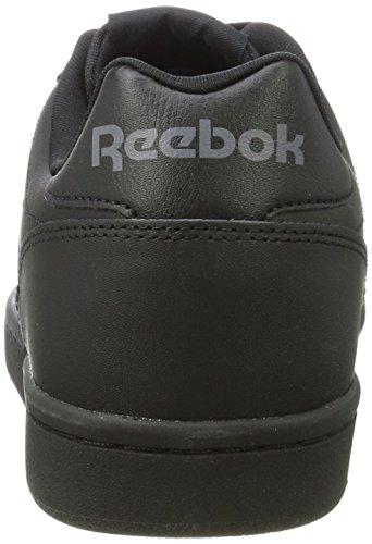 Reebok Royal Complete Clean LX, Scarpe da Ginnastica Basse Uomo Nero (Black/Shark)