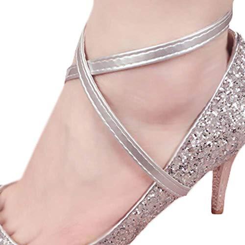 alti scarpe Cinture antiscivolo Accessori Tacchi da per scarpe per Wukong per Accessori donna Paradise scarpe B07 xpqHfw18w