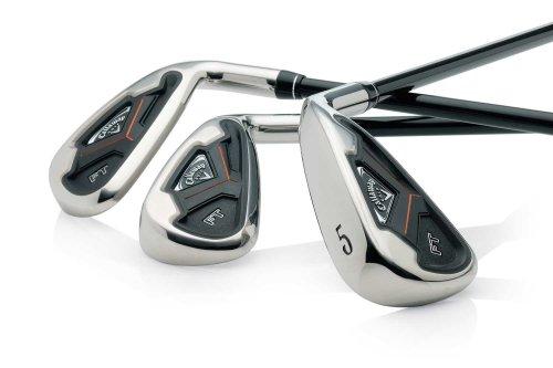 Callaway Golf FT Irons Set (Set of 6 Total Clubs: 5-PW, Right Hand, Graphite, Regular Flex)