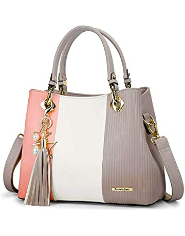 2621ca93db0 Handbags for Women with Multiple Internal Pockets in Pretty Color  Combination