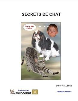 Secrets de chat (French Edition)