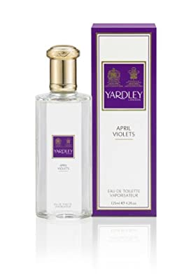 April Violets Perfume by Yardley of London for women Personal Fragrances