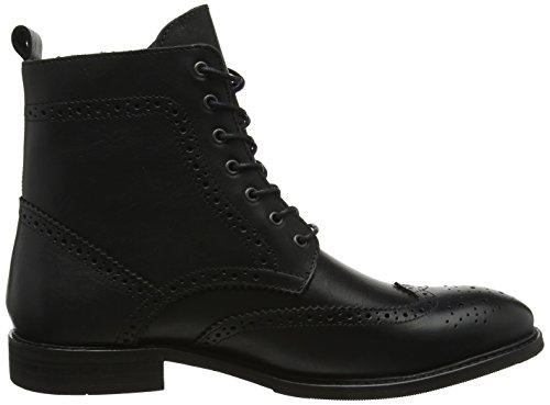 Shoe the Bear Noel L, Bottes et Bottines Classiques Homme Noir (Black)