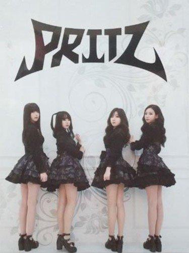 CD : Pritz - Sora Sora (Asia - Import)