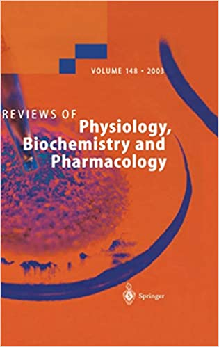Reviews Of Physiology, Biochemistry And Pharmacology: V. 148 por S. G. Amara Gratis