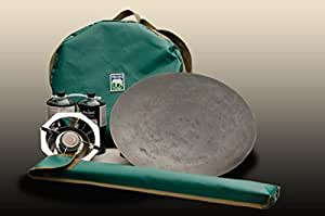 tembo Tusk Skottle Kit, With burner and carry bag. NO BOTTLE