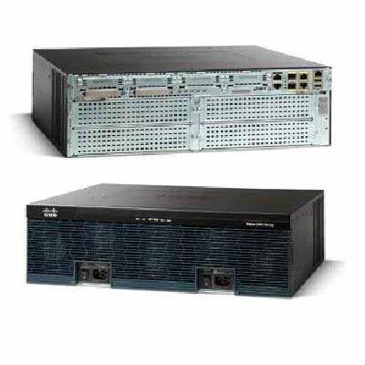 Cisco 3945 Voice Security Bundle - Router - voice / fax module - GigE