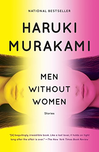 Book cover from Men Without Women: Stories (Vintage International) by Haruki Murakami