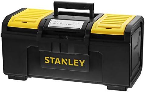 STANLEY 1-79-217 - Caja de herramientas con autocierre, 48.6 x ...