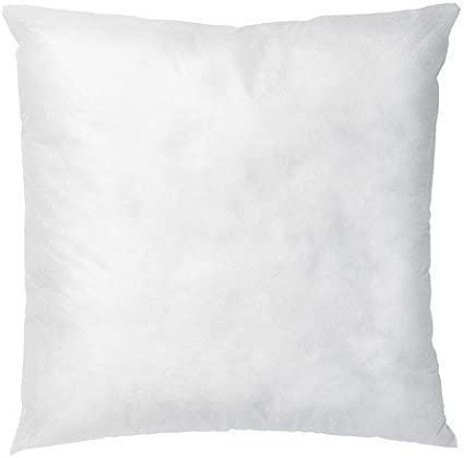 Imbottitura Cuscini Divano Ikea.Ikea Inner Cuscino Interno 50 X 50 Cm Colore Bianco Amazon