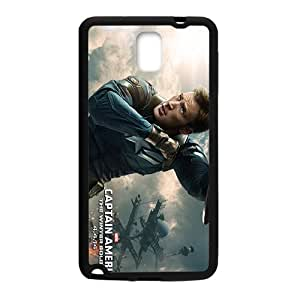 Custom Captain America Desgin High Quality Case Cover Fashion Style for Samsung Galaxy Note3