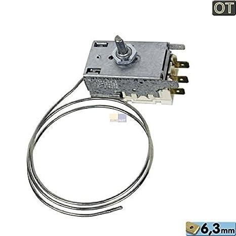 Termostato k59-l2684 de l2673 Ranco 226213627 AEG, Electrolux ...