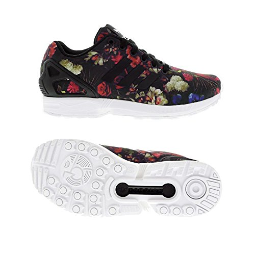 Chaussures Zx Originals Baskets Adidas W Multicolore Top Floral Femmes Sneaker Flux Femme 5O0CwqCx1