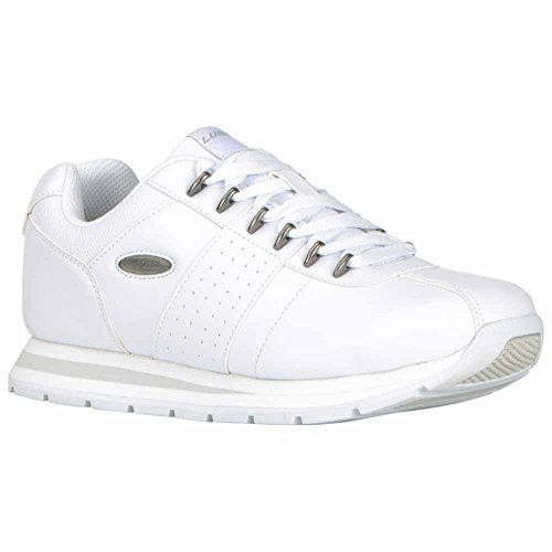 Lugz Mens Lugz White Mens Fashion Sneaker Run Classic q8gpxgCZ
