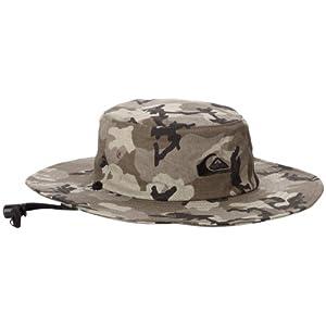 Quiksilver Men's Bushmaster Sun Protection Bucket Hat