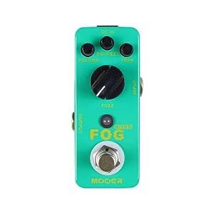 Mooer Baby Tuner Pedale Accordatore Cromatico – Fog Bass Fuzz